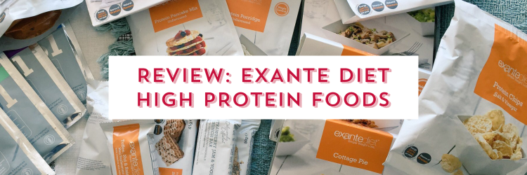 exante diet high protein image