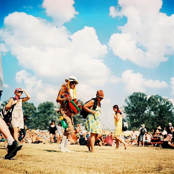 music festival sun image