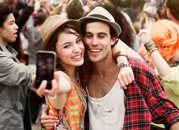 festival-selfie