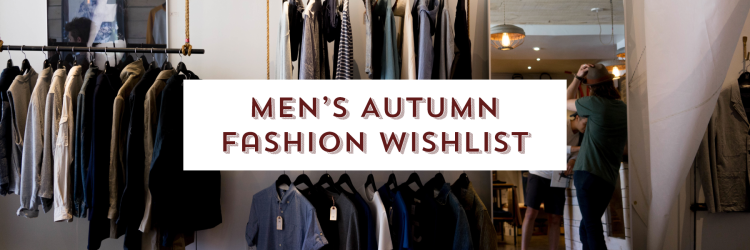 autumn fashion wishlist image