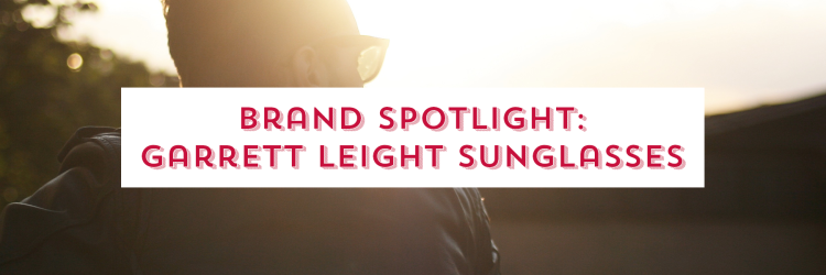 garrett leight sunglasses image