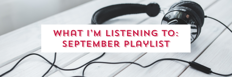 september playlist image