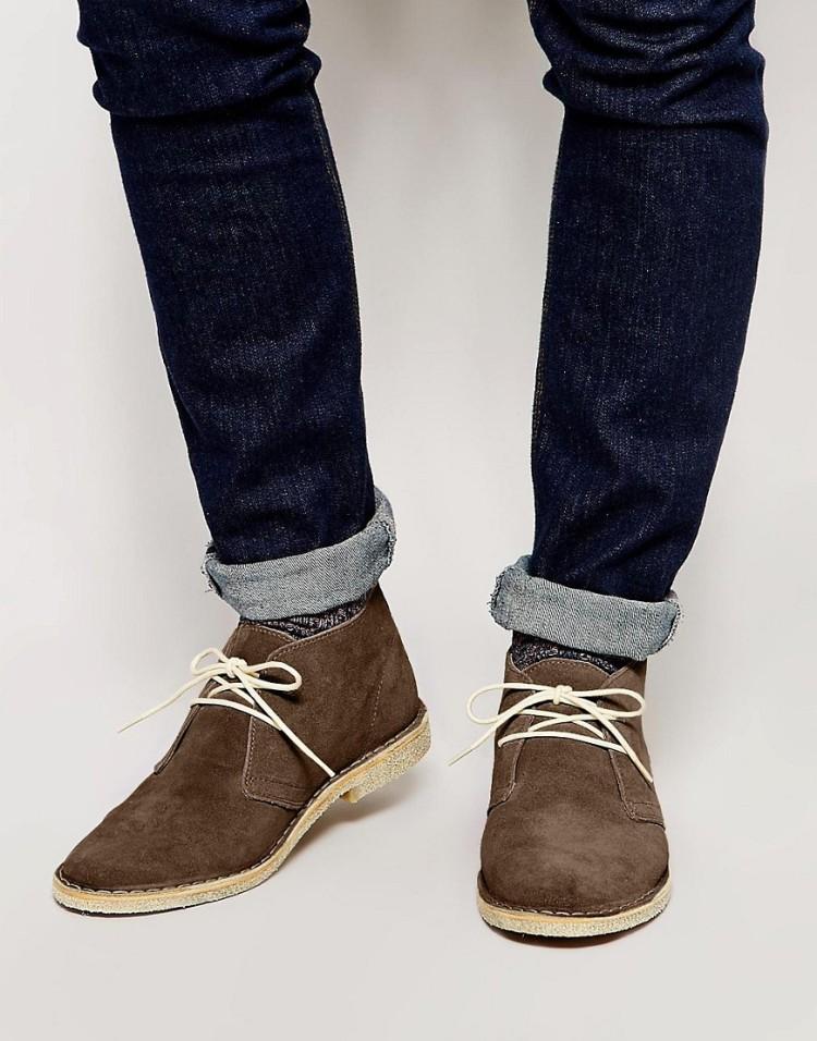 asos desert boots