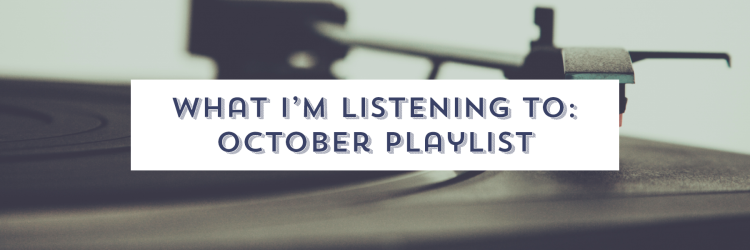 october music playlist image