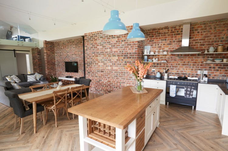 KITCHEN WITH BRICK WALL FEATURE.jpg